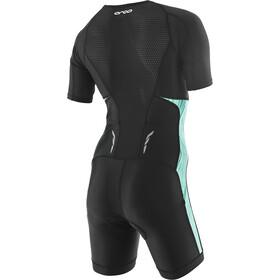 ORCA Core Combinaison à manches courtes Femme, black-tu